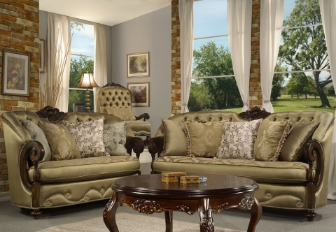 Elegant Living Room Designs Picture
