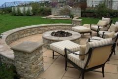 Unique Patio Designs Picture