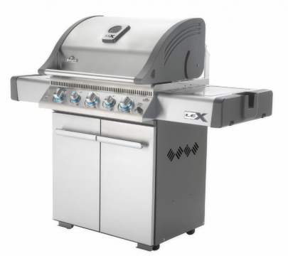 Which is the Right Gas Grill for Your Outdoor Kitchen Picture