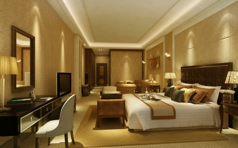 How to Design a Luxurious Bedroom Picture